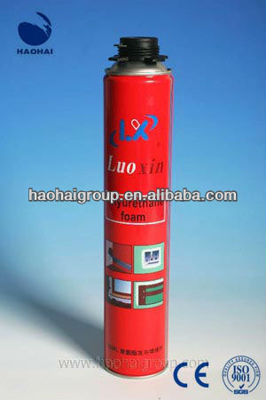 Polyurethane Construction Sealant Spray adhesive PU Foam Rigid