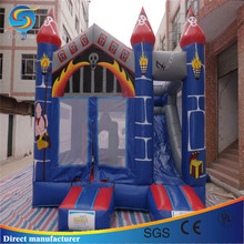 Inflatable bouncer cartoon, ball pool bouncer, family use bouncer