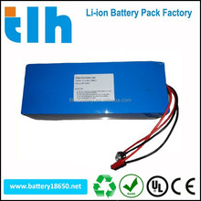 36V 11AH mobility scooter lithium battery