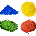 Go Green pigment for producing Colored Asphalt / Iron Oxide Pigment