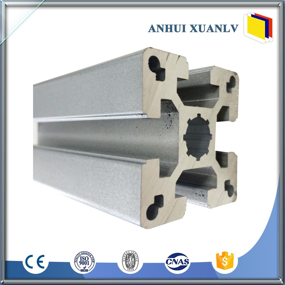 High quality6063-T5 T6 industrail aluminum profile