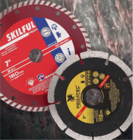 Segmented Diamond Saw Blade Power Cutting Tool Accessory