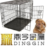 Briard dog Kennel With Single door