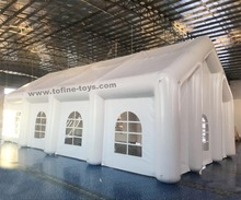 China Exhibition Event Booth & Dome Paty & Advertising White Wedding Inflatable Tent