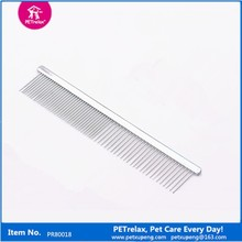 Top Performance Dog Care Metal Comb Supply for Pet Product Distributor
