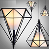 Ceiling Vintage Modern Colourful Pendent Lightings