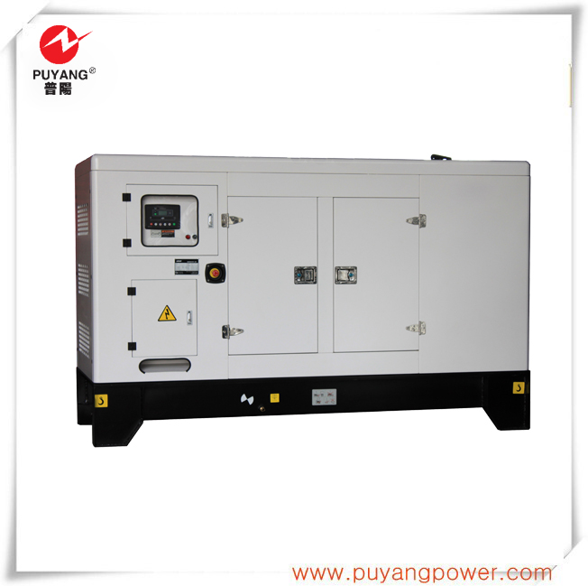 CE soundproof 100kw brushless alternator generator with price