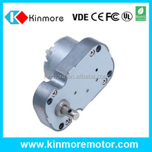 hot sales high quality high torque low rpm gear motor 12v