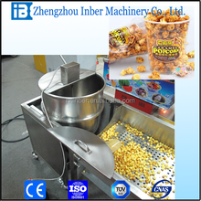 Ball cheese popcorn manufacturing equipment