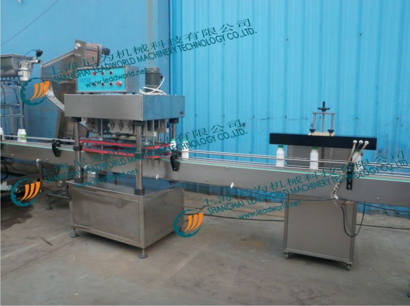 automatic liquid beverage filling machine