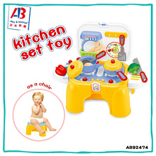 High Good Qualtiy Flashing educational toys kitchen playsets for toddlers children with autism