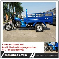 Chinese motor tricycle manufacturer 150cc .175cc .200cc .250cc open body motorcycle