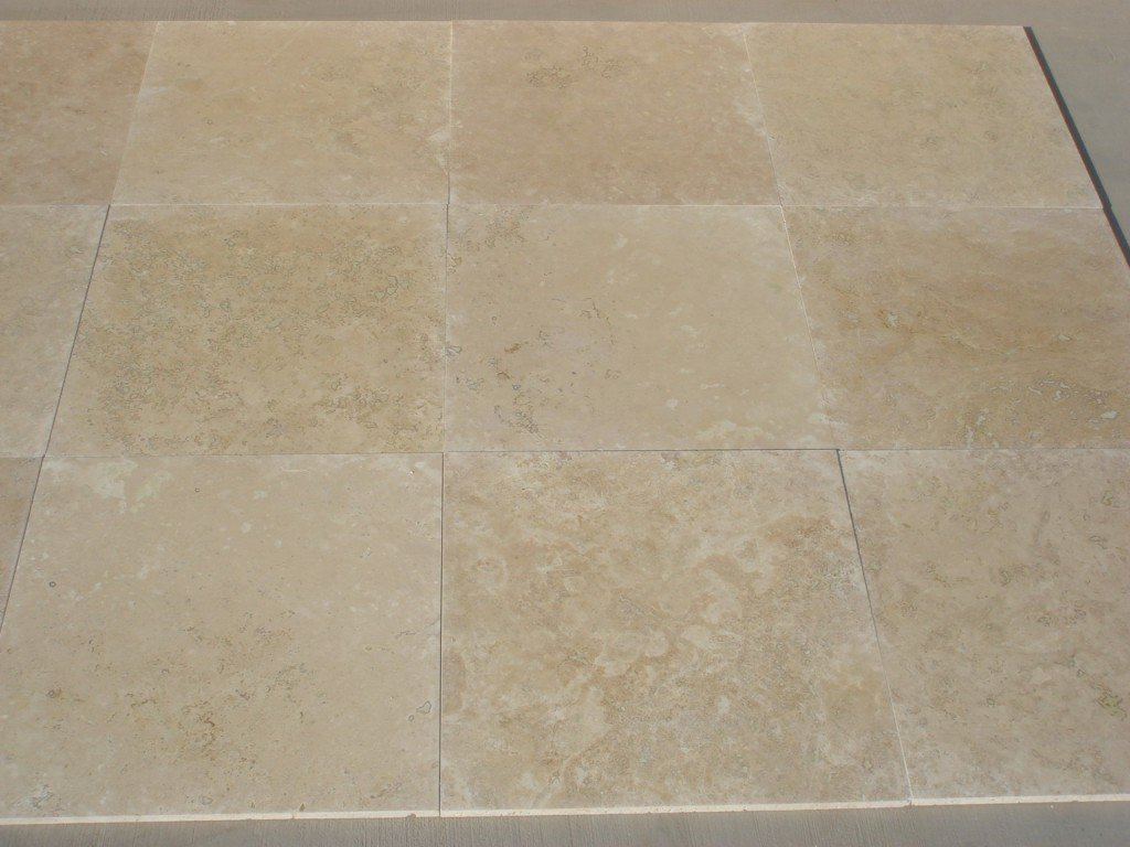 Light Travertine Platinum Standard Mrm