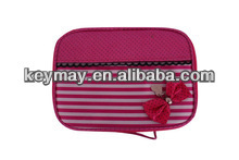Best product fashion china supplier waterproof dacron women cosmetic bag