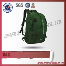 Polyester outdoor sports bags lightweight durable hiking backpack