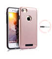 Fashion Design Honeycomb PC+TPU Mobile Case For iPhone 8, For iPhone 8 Case Wholesale