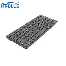 BKB-018 Ultra-slim mini bluetooth 3.0 wireless aluminum keyboard