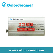 Colordreamer dmx dimmer DC24V led dmx decoder led driver