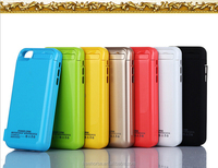 High quality mobile phone accessory 4200mah colorful battery case for iphone 5 slim,battery case for iphone factory