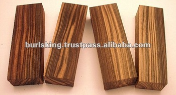 High Quality Wood Pen Blanks