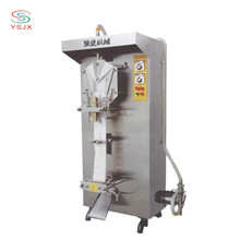 automatic pouch plastic bag liquid filling sealing machine