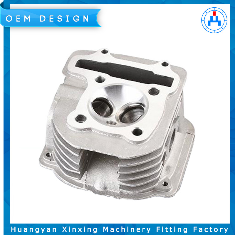 Advanced OEM Customized Motorcycle Casting
