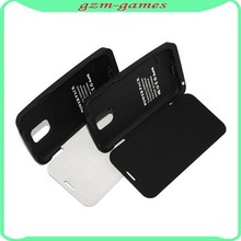 3200mah Power Pack For Samsung Galaxy s5 Power Case with Flip Cover