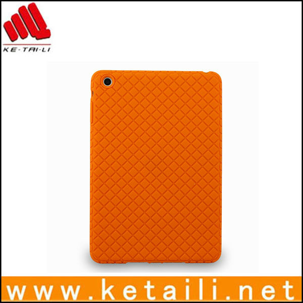 Hot Sell ! For iPad Mini Case Silicone any pantone color