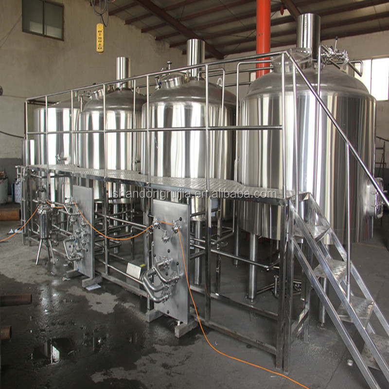 3000L commercial beer brewing equipment Used beer canning equipment Beer plant BEST SALES