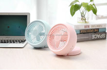 mini electric fan Strong Wind Desk Table Electric portable cool sumer mini handheld electric fan