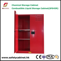 OSHA,NFPA Standard 45 Gallon Combustible Liquid Chemicals Storage Cabinet