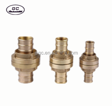 Factory Price Marine Brass Reducing Hose Coupling for Fire Fighting