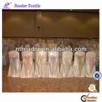 2014 fashionable hot sale chair cover organza sash in China