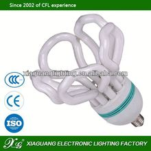 2015 China circular fluorescent lamp with ballast Lotus lamp