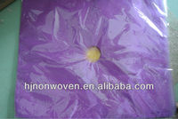 printing non-woven fabrics flower wrapping paper and flower bouquet/attractive floral packaging sheet