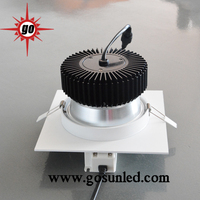 LED light 30W square shape downlight, made in china, business opportunities distributor
