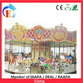 Elong 24 Seats carousel ride top sale merry go round animal carousel