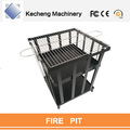 Patio Heaters with Cooking Grate Wood Burning Outdoor Fire Pit