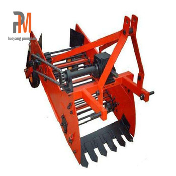 sweet potato harvester /garlic harvester harvest machine