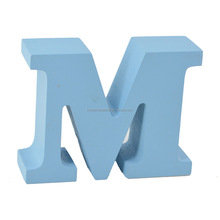 New arrival wooden alphabet letters for wall/desktop