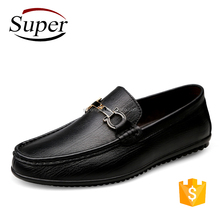 New Style Popular Factory Wholesale Genuine Leather Dress Shoes Men