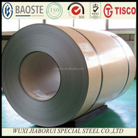 cold rolled 904L stainless steel coil price tisco