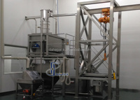 Automatic Powder Vacuum Feeding-Mixing-Feeding-Filling Line