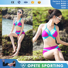 (OEM Factory)Womens oem swimwear china wholesale cheap beautiful black women bikinis