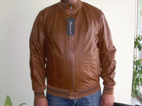 LEATHER GARMENT - MAN