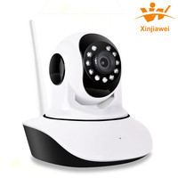 Factory supply Electronic babysitter baby monitor wireless/ 720p 6 led wireless camera/ two-way speaker baby monitor
