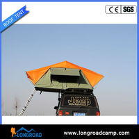 Off Road Camper Trailer Roof Top Tent Living Camping Tent Room