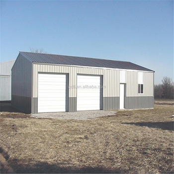 cheap light steel structure house for living