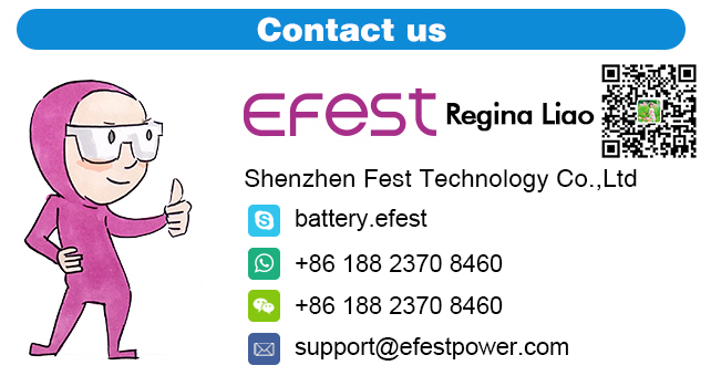 Efest 18650 High Discharge 3000mah 35a Battery Cell With FREE Plastic Case