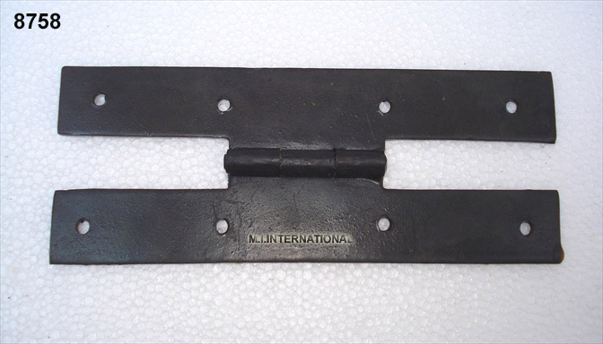 H-shape hand forged hinges